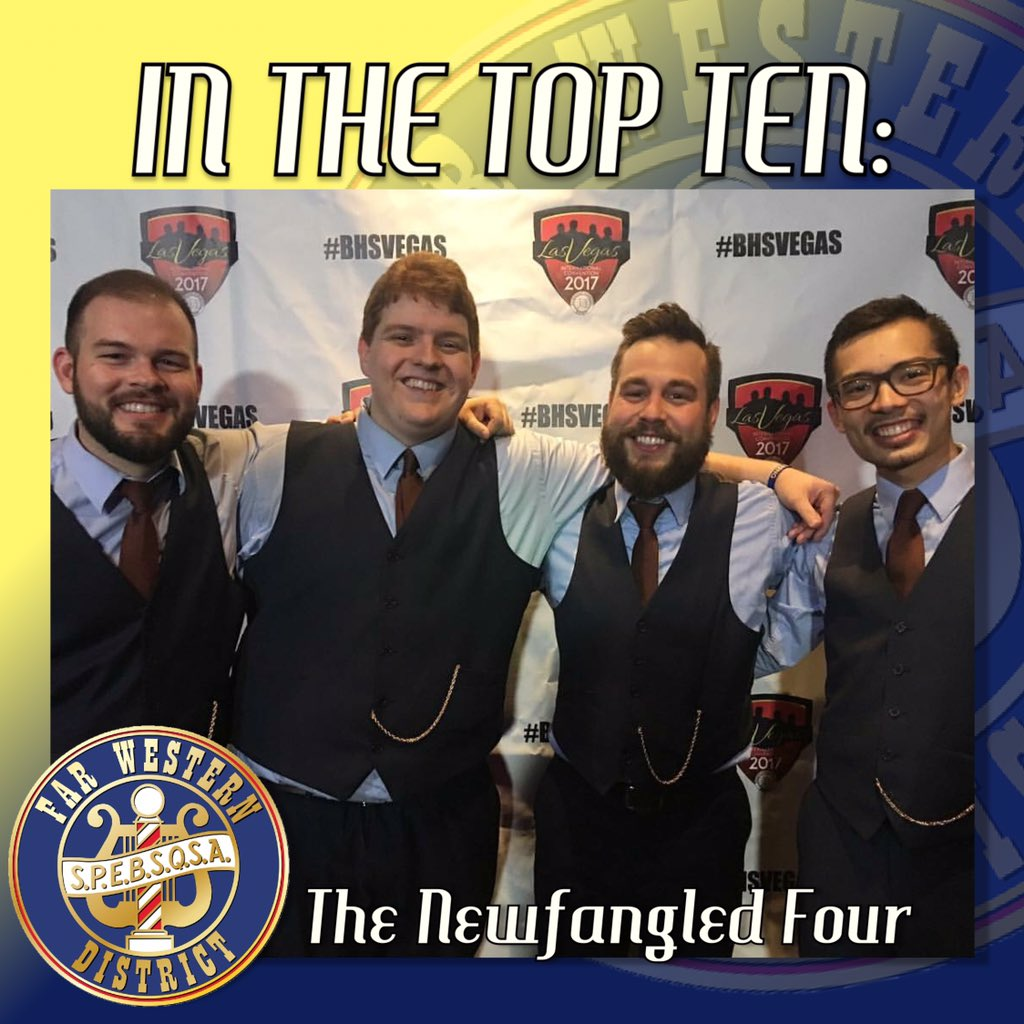 TOP 10 The Newfangled Four