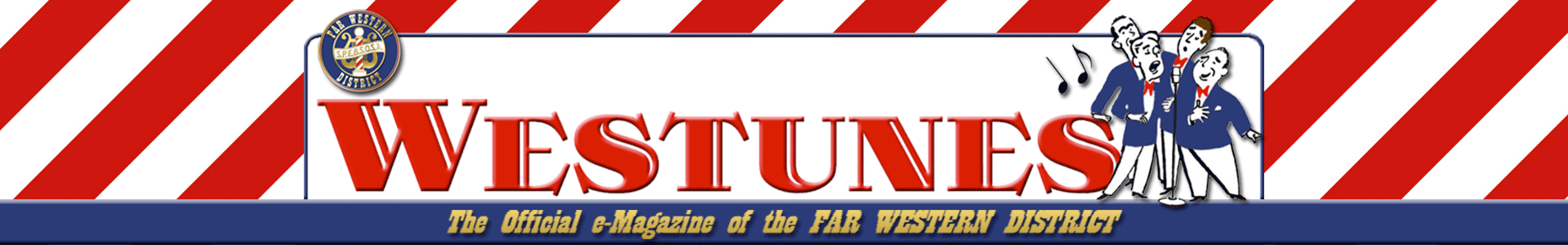Westunes, the Official eMagazine of the Far Western District