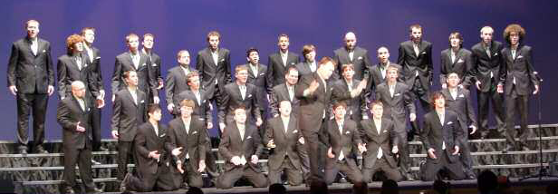 2009 Youth Festival Champions - Northwest Vocal Project, Western Washington - Evergreen District